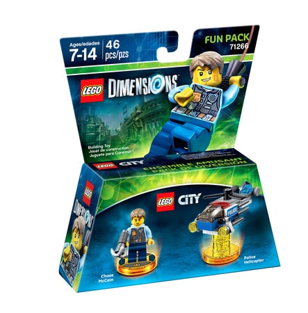 LEGO City LEGO Dimensions expansion pack