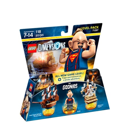 Goonies LEGO Dimensions expansion pack