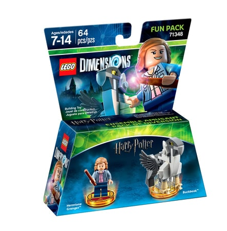 Hermione LEGO Dimensions expansion pack