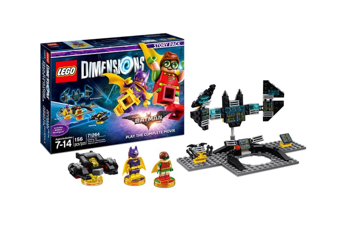 LEGO Dimensions: LEGO Batman Movie Expansion Pack