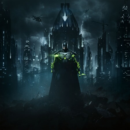 Injustice 2: Batman in Gotham City
