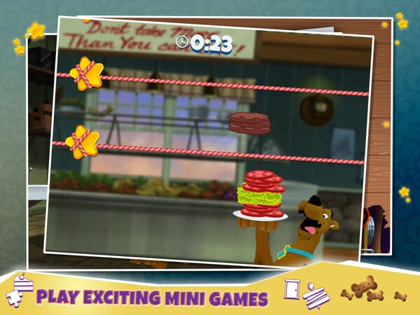 Scooby-Doo Mystery Cases - Play Exciting Mini Games
