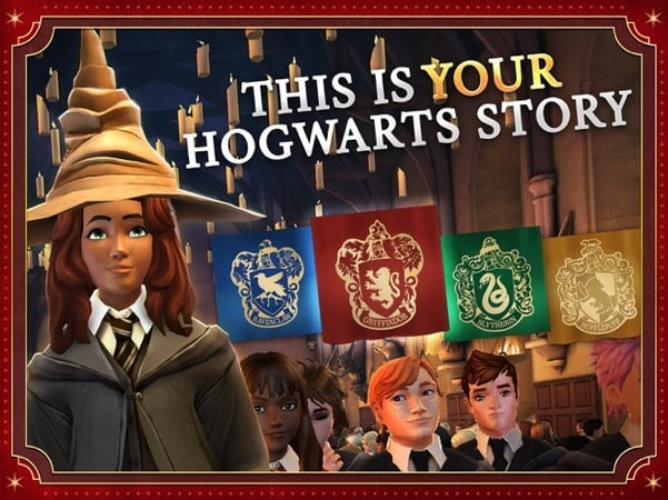 This is your Hogwarts story