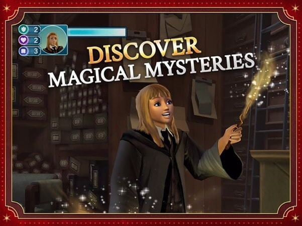 Discover magical mysteries