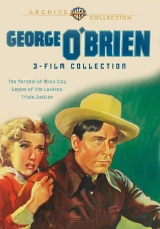 George O'brien: 3-film Collection - Image - Image 1
