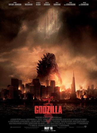 Godzilla - Poster 1