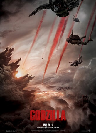 Godzilla - Poster 2