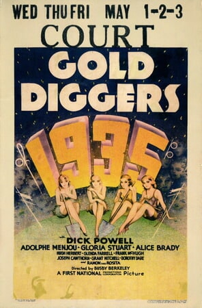 Gold Diggers of 1935 - Image - Image 8