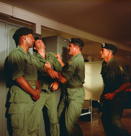 the green berets on bluray, dvd and digital