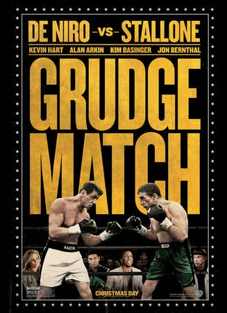 Grudge Match - Poster undefined