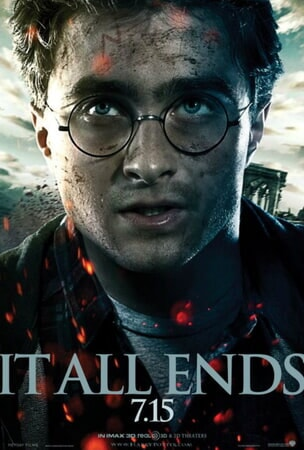 Harry Potter and the Deathly Hallows - Part 2 - Image - Image 1
