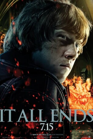 Harry Potter and the Deathly Hallows - Part 2 - Image - Image 3
