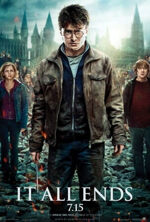 Harry Potter and the Deathly Hallows - Part 2 - Image - Image 4
