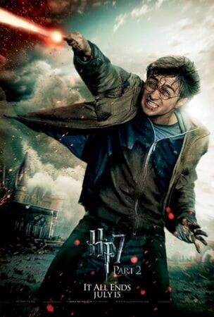 Harry Potter and the Deathly Hallows - Part 2 - Image - Image 8