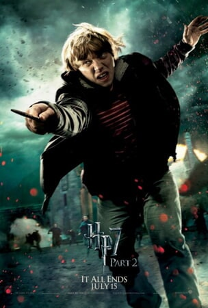 Harry Potter and the Deathly Hallows - Part 2 - Image - Image 9
