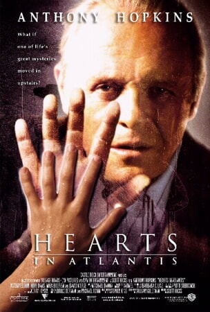 Hearts in Atlantis - Poster undefined