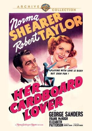 Her Cardboard Lover - Image - Image 1