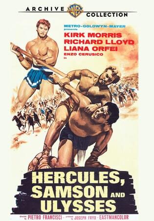 Hercules, Samson and Ulysses - Image - Image 1