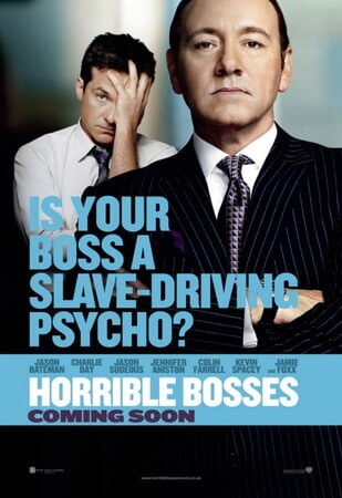 Horrible Bosses - Poster 2