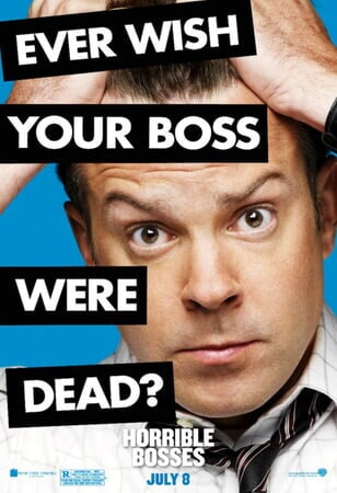 Horrible Bosses - Poster 11