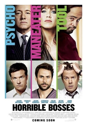 Horrible Bosses - Poster 4