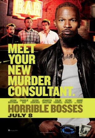 Horrible Bosses - Poster 6