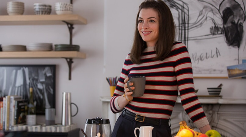 "ANNE HATHAWAY as Jules Ostin in Warner Bros. Pictures' comedy ""THE INTERN."""