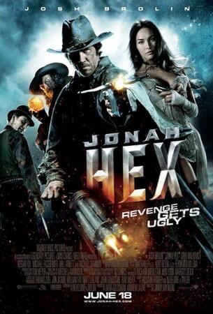 Jonah Hex - Poster 1