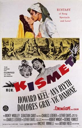 Kismet (1955) - Image - Image 3