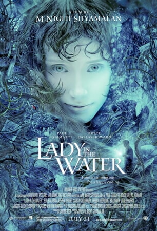 Lady in the Water - Poster 2