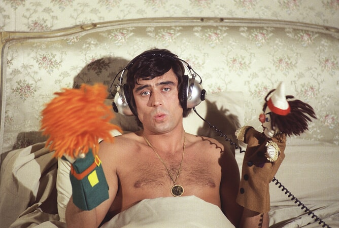 ian mcshane in the last of sheila