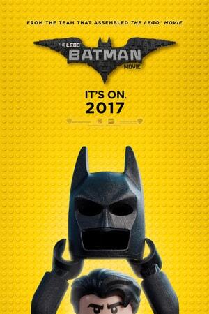 The LEGO Batman Comic Con poster