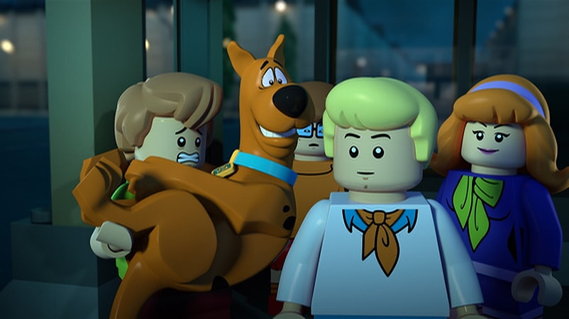 lego scooby doo haunted hollywood original movie