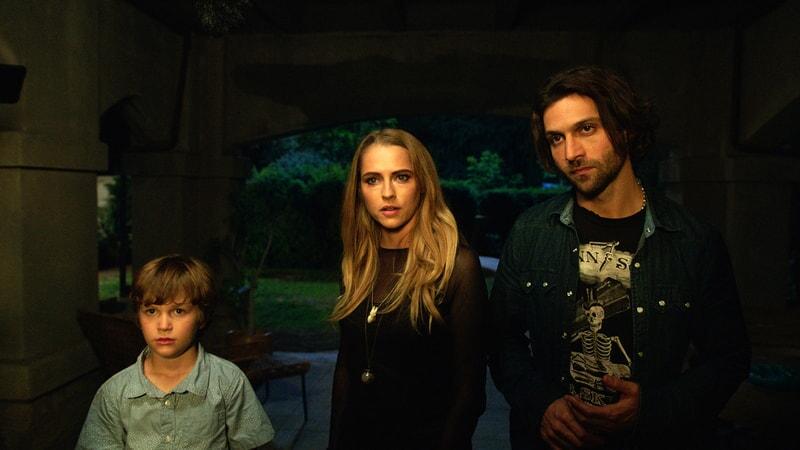 GABRIEL BATEMAN as Martin, TERESA PALMER as Rebecca and ALEXANDER DIPERSIA as Bret