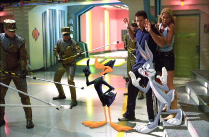 Looney Tunes: Back in Action - Image - Image 5