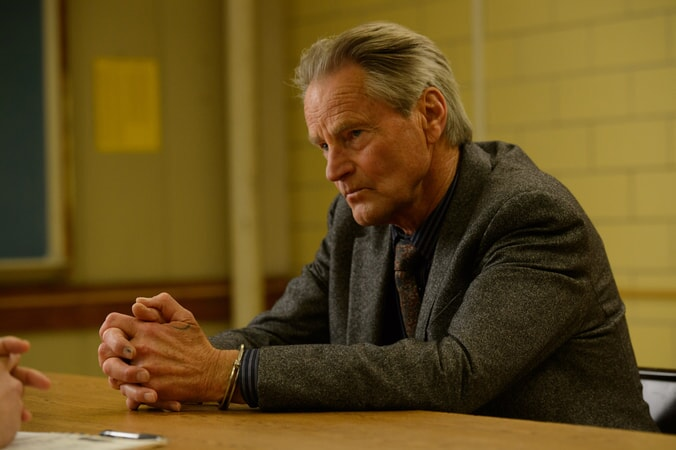 "SAM SHEPARD as Calvin Meyer in director Jeff Nichols' sci-fi thriller ""MIDNIGHT SPECIAL,"""