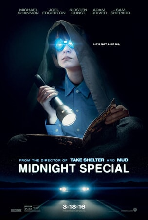 Midnight Special poster 1