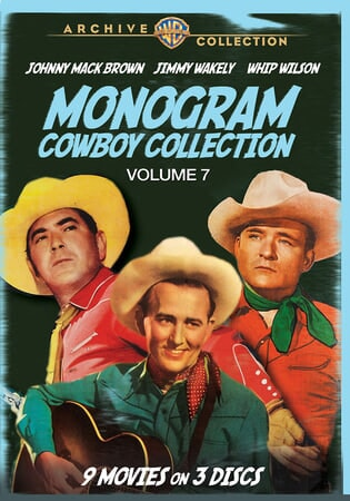Monogram Cowboy Collection: Volume 7 - Image - Image 1
