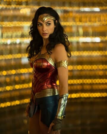 "GAL GADOT as Diana Prince in Warner Bros. Pictures' action adventure ""WONDER WOMAN 1984"""