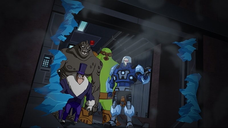 batman unlimted: mechs vs mutants