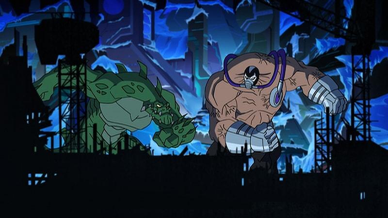 bane in batman unlimted: mechs vs mutants