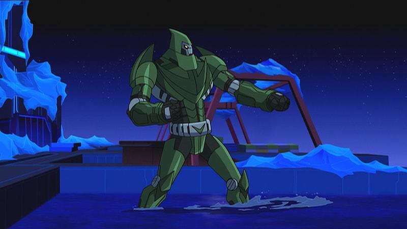 monsters in batman unlimted: mechs vs mutants