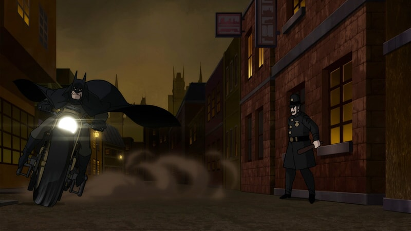photo still from batman: gotham by gaslight