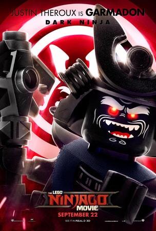 Garmadon character art from LEGO Ninjago