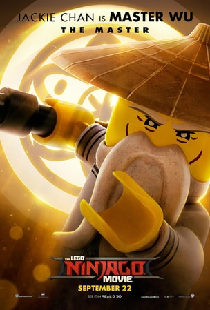 Wu character art from LEGO Ninjago