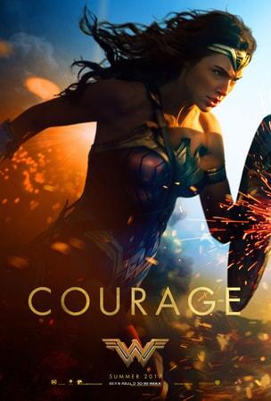 Wonder Woman: Courage