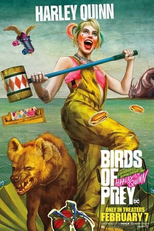 Birds of Prey (and the Fantabulous Emancipation of One Harley Quinn) - Image - Image 2