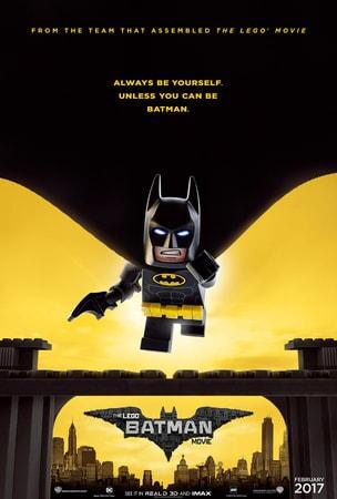 The LEGO Batman Batman Day Poster