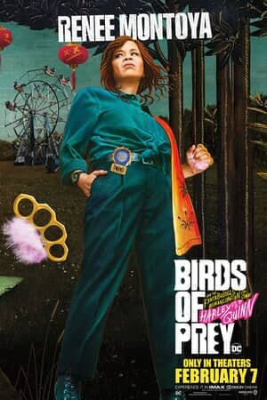 Birds of Prey (and the Fantabulous Emancipation of One Harley Quinn) - Poster 3
