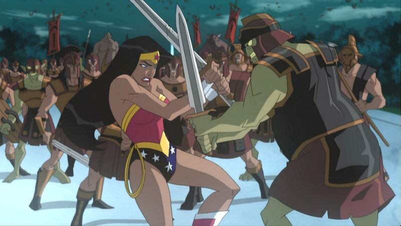 Wonder Woman (Animated) - Image - Image 1